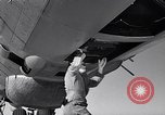 Image of maintenance of Convair B-36 Fort Worth Texas USA, 1951, second 58 stock footage video 65675032401