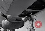 Image of maintenance of Convair B-36 Fort Worth Texas USA, 1951, second 59 stock footage video 65675032401