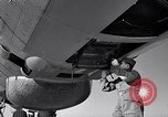 Image of maintenance of Convair B-36 Fort Worth Texas USA, 1951, second 61 stock footage video 65675032401