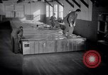 Image of airmen packing fly-away kits United States USA, 1951, second 20 stock footage video 65675032405