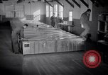Image of airmen packing fly-away kits United States USA, 1951, second 21 stock footage video 65675032405