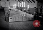 Image of airmen packing fly-away kits United States USA, 1951, second 22 stock footage video 65675032405