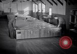 Image of airmen packing fly-away kits United States USA, 1951, second 23 stock footage video 65675032405