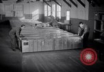 Image of airmen packing fly-away kits United States USA, 1951, second 24 stock footage video 65675032405