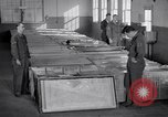 Image of airmen packing fly-away kits United States USA, 1951, second 32 stock footage video 65675032405