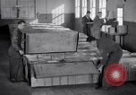 Image of airmen packing fly-away kits United States USA, 1951, second 35 stock footage video 65675032405