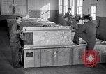 Image of airmen packing fly-away kits United States USA, 1951, second 36 stock footage video 65675032405