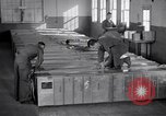 Image of airmen packing fly-away kits United States USA, 1951, second 40 stock footage video 65675032405