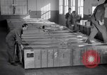 Image of airmen packing fly-away kits United States USA, 1951, second 45 stock footage video 65675032405