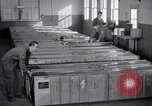 Image of airmen packing fly-away kits United States USA, 1951, second 49 stock footage video 65675032405