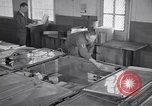 Image of airmen packing fly-away kits United States USA, 1951, second 59 stock footage video 65675032405