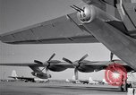 Image of different views of Convair B-36 Fort Worth Texas USA, 1951, second 14 stock footage video 65675032407