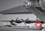 Image of different views of Convair B-36 Fort Worth Texas USA, 1951, second 24 stock footage video 65675032407