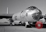 Image of different views of Convair B-36 Fort Worth Texas USA, 1951, second 36 stock footage video 65675032407