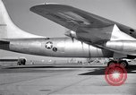 Image of Convair B-36 taxiing Fort Worth Texas USA, 1950, second 50 stock footage video 65675032411