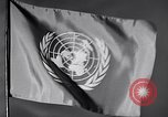 Image of Flag of United Nations United States USA, 1951, second 54 stock footage video 65675032413