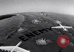 Image of B-36 montage United States USA, 1951, second 24 stock footage video 65675032415