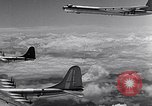 Image of B-36 montage United States USA, 1951, second 35 stock footage video 65675032415