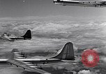 Image of B-36 montage United States USA, 1951, second 36 stock footage video 65675032415