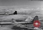 Image of B-36 montage United States USA, 1951, second 37 stock footage video 65675032415