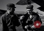 Image of Documenting maintenance and status of B-36 aircraft United States USA, 1951, second 1 stock footage video 65675032418