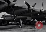Image of Documenting maintenance and status of B-36 aircraft United States USA, 1951, second 22 stock footage video 65675032418
