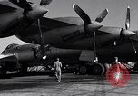 Image of Documenting maintenance and status of B-36 aircraft United States USA, 1951, second 23 stock footage video 65675032418