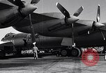Image of Documenting maintenance and status of B-36 aircraft United States USA, 1951, second 26 stock footage video 65675032418
