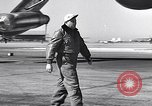 Image of Documenting maintenance and status of B-36 aircraft United States USA, 1951, second 28 stock footage video 65675032418