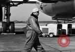 Image of Documenting maintenance and status of B-36 aircraft United States USA, 1951, second 32 stock footage video 65675032418