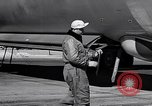 Image of Documenting maintenance and status of B-36 aircraft United States USA, 1951, second 34 stock footage video 65675032418
