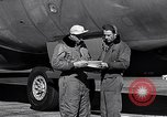 Image of Documenting maintenance and status of B-36 aircraft United States USA, 1951, second 37 stock footage video 65675032418