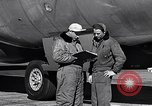 Image of Documenting maintenance and status of B-36 aircraft United States USA, 1951, second 41 stock footage video 65675032418