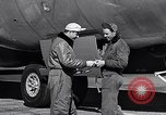 Image of Documenting maintenance and status of B-36 aircraft United States USA, 1951, second 45 stock footage video 65675032418