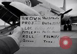 Image of Airmen boarding C-124A Globemaster Roswell New Mexico USA, 1953, second 27 stock footage video 65675032424