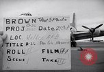 Image of Airmen boarding C-124A Globemaster Roswell New Mexico USA, 1953, second 47 stock footage video 65675032424