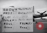 Image of Airmen boarding C-124A Globemaster Roswell New Mexico USA, 1953, second 48 stock footage video 65675032424