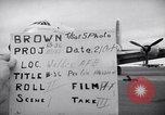 Image of Airmen boarding C-124A Globemaster Roswell New Mexico USA, 1953, second 50 stock footage video 65675032424