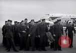 Image of Airmen boarding C-124A Globemaster Roswell New Mexico USA, 1953, second 54 stock footage video 65675032424