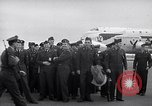 Image of Airmen boarding C-124A Globemaster Roswell New Mexico USA, 1953, second 55 stock footage video 65675032424