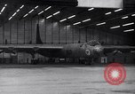 Image of Convair B-36D Thule Greenland, 1953, second 23 stock footage video 65675032433