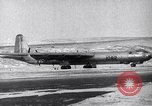 Image of interior of B-36 Thule Air Force Base Greenland, 1953, second 10 stock footage video 65675032434
