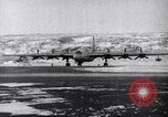 Image of interior of B-36 Thule Air Force Base Greenland, 1953, second 12 stock footage video 65675032434