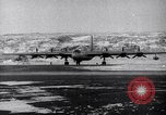 Image of interior of B-36 Thule Air Force Base Greenland, 1953, second 13 stock footage video 65675032434
