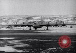 Image of interior of B-36 Thule Air Force Base Greenland, 1953, second 14 stock footage video 65675032434