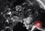 Image of interior of B-36 Thule Air Force Base Greenland, 1953, second 47 stock footage video 65675032434