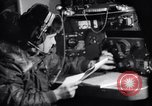 Image of interior of B-36 Thule Air Force Base Greenland, 1953, second 61 stock footage video 65675032434