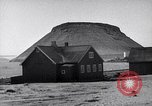 Image of Thule Air Force Base surroundings Thule Greenland, 1953, second 42 stock footage video 65675032435
