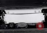 Image of teletype machine Thule Greenland, 1953, second 3 stock footage video 65675032436