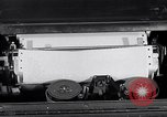Image of teletype machine Thule Greenland, 1953, second 10 stock footage video 65675032436